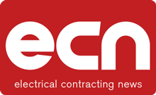 ECN - Electrical Contracting News logo