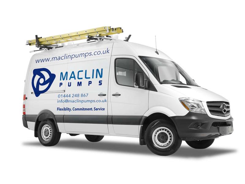 Maclin Pumps van