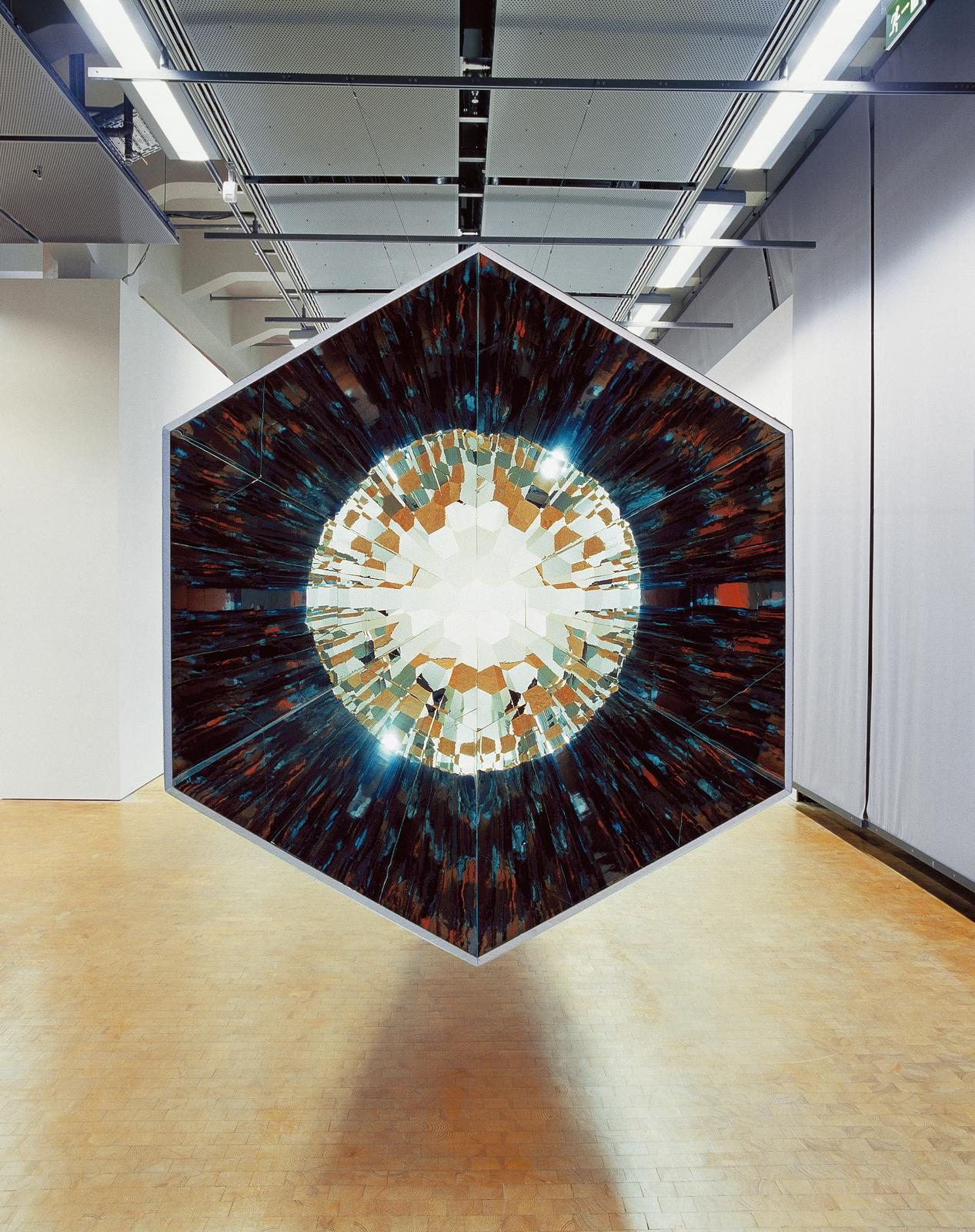 Kaleidoscope Artwork Studio Olafur Eliasson