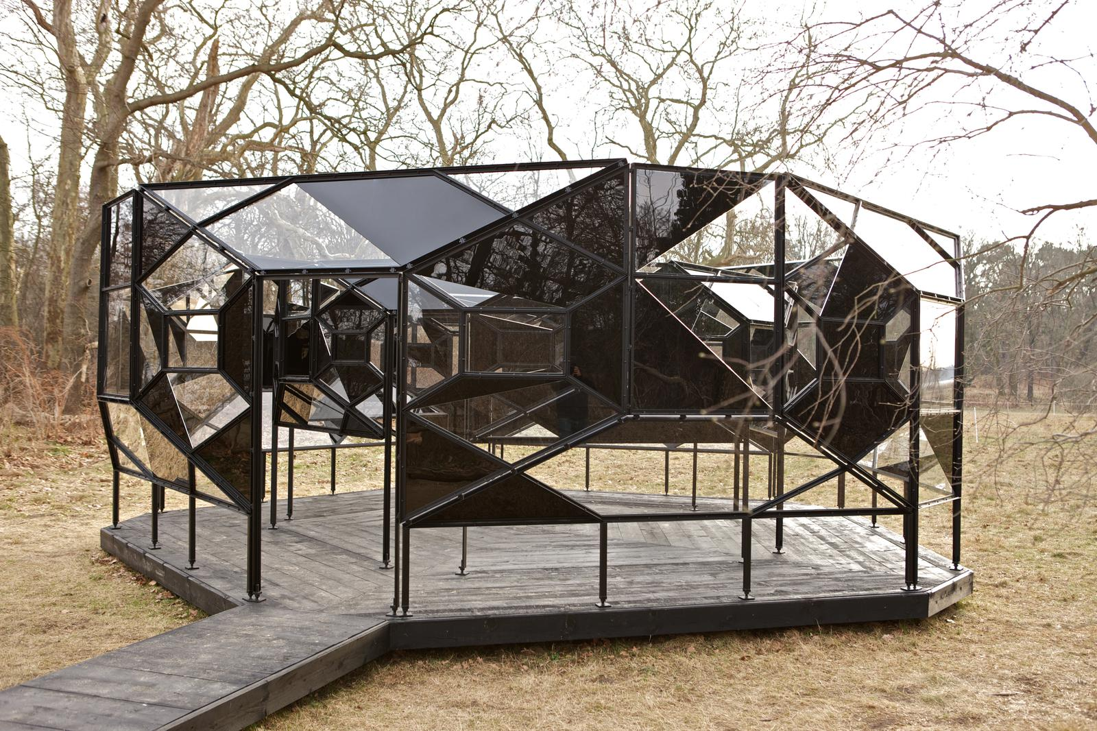 The Blind Pavilion Artwork Studio Olafur Eliasson