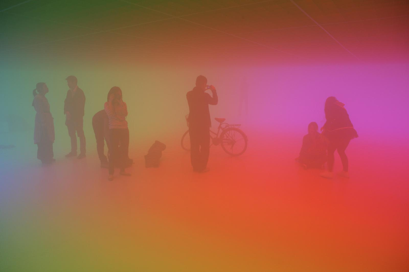 Feelings are facts • Artwork • Studio Olafur Eliasson