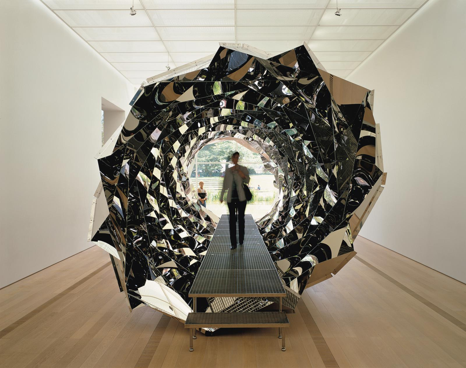 Your Spiral View Artwork Studio Olafur Eliasson