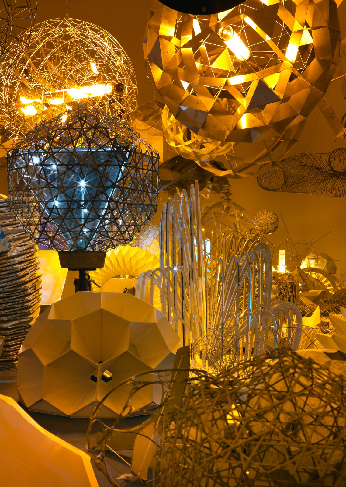 Model Room Artwork Studio Olafur Eliasson