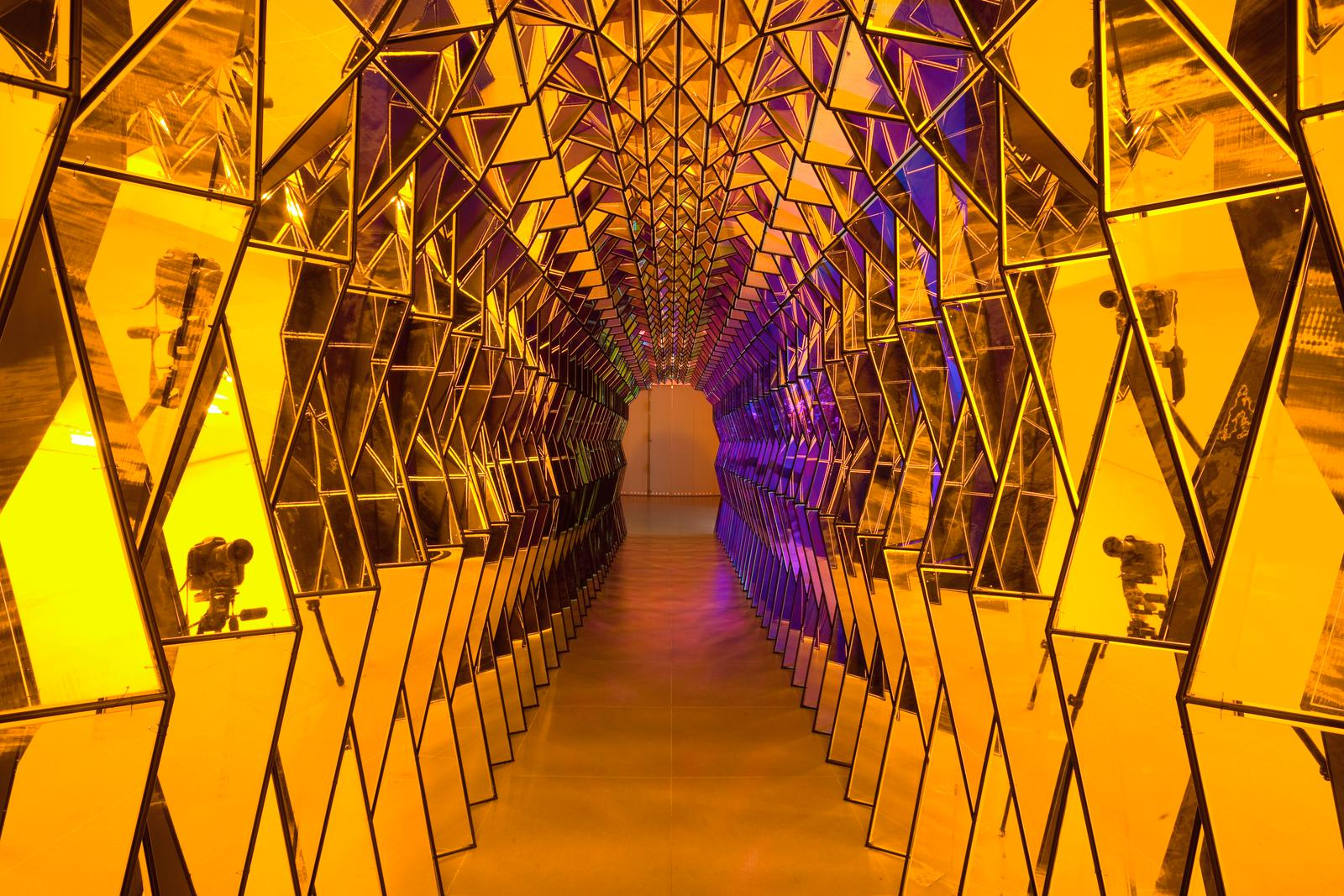 time olafu exhibition studio olafur eliasson