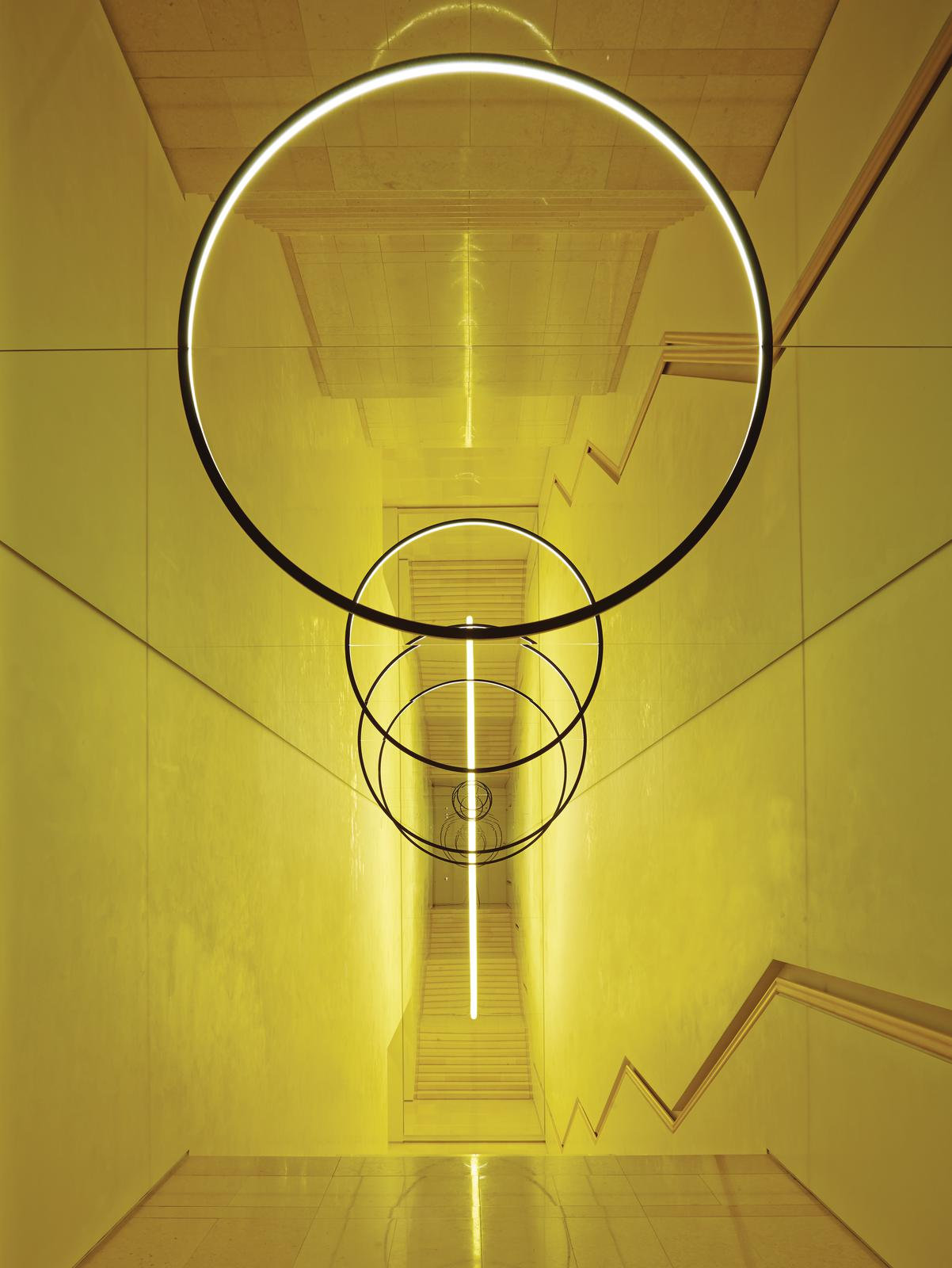 Gravity Stairs Artwork Studio Olafur Eliasson