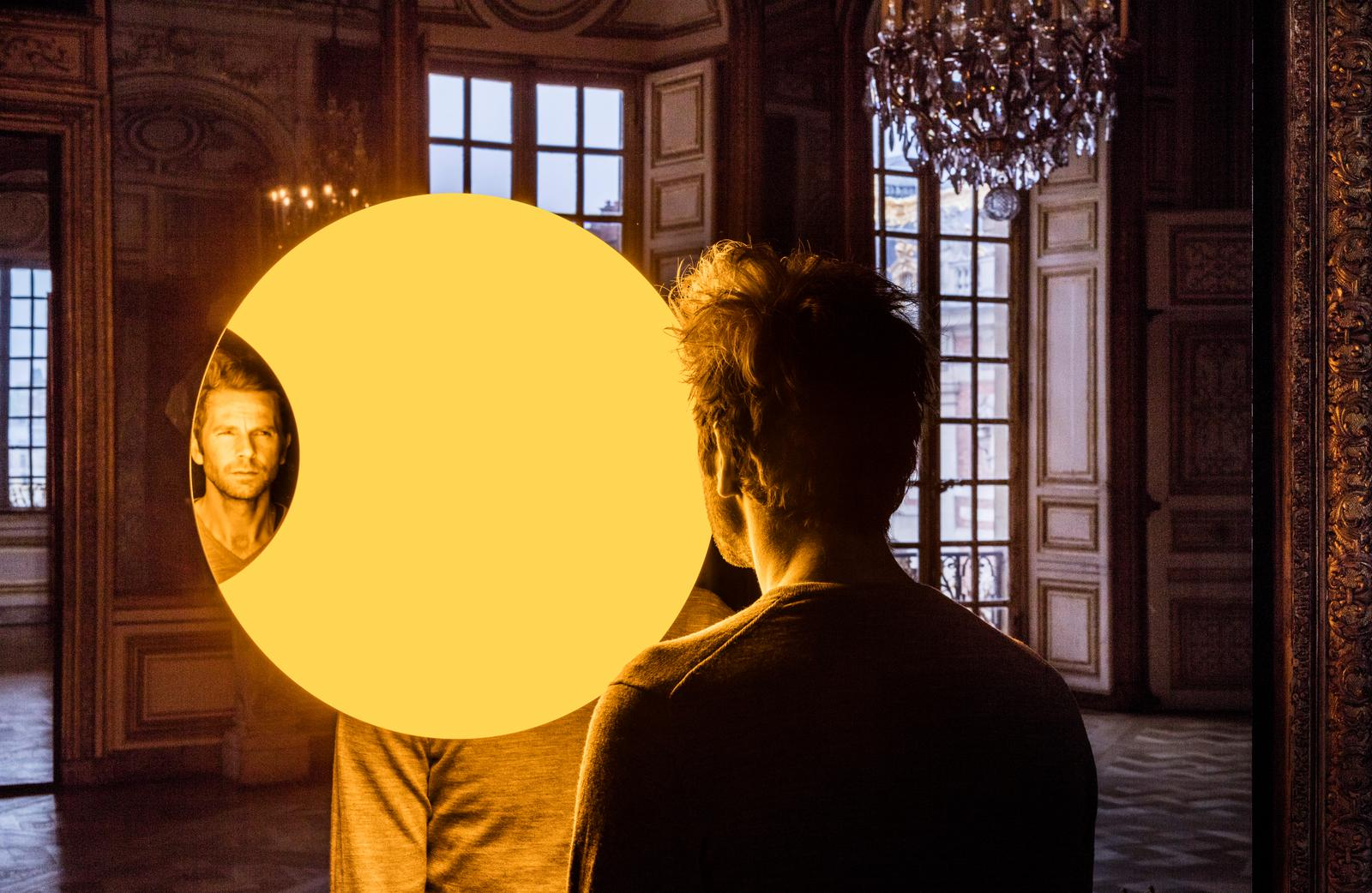 Deep Mirror Yellow Artwork Studio Olafur Eliasson