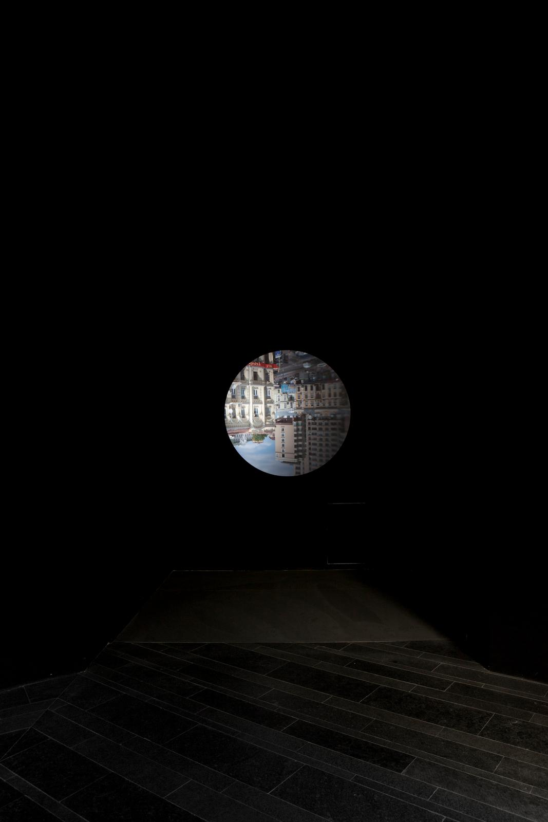 Camera Obscura Artwork Studio Olafur Eliasson