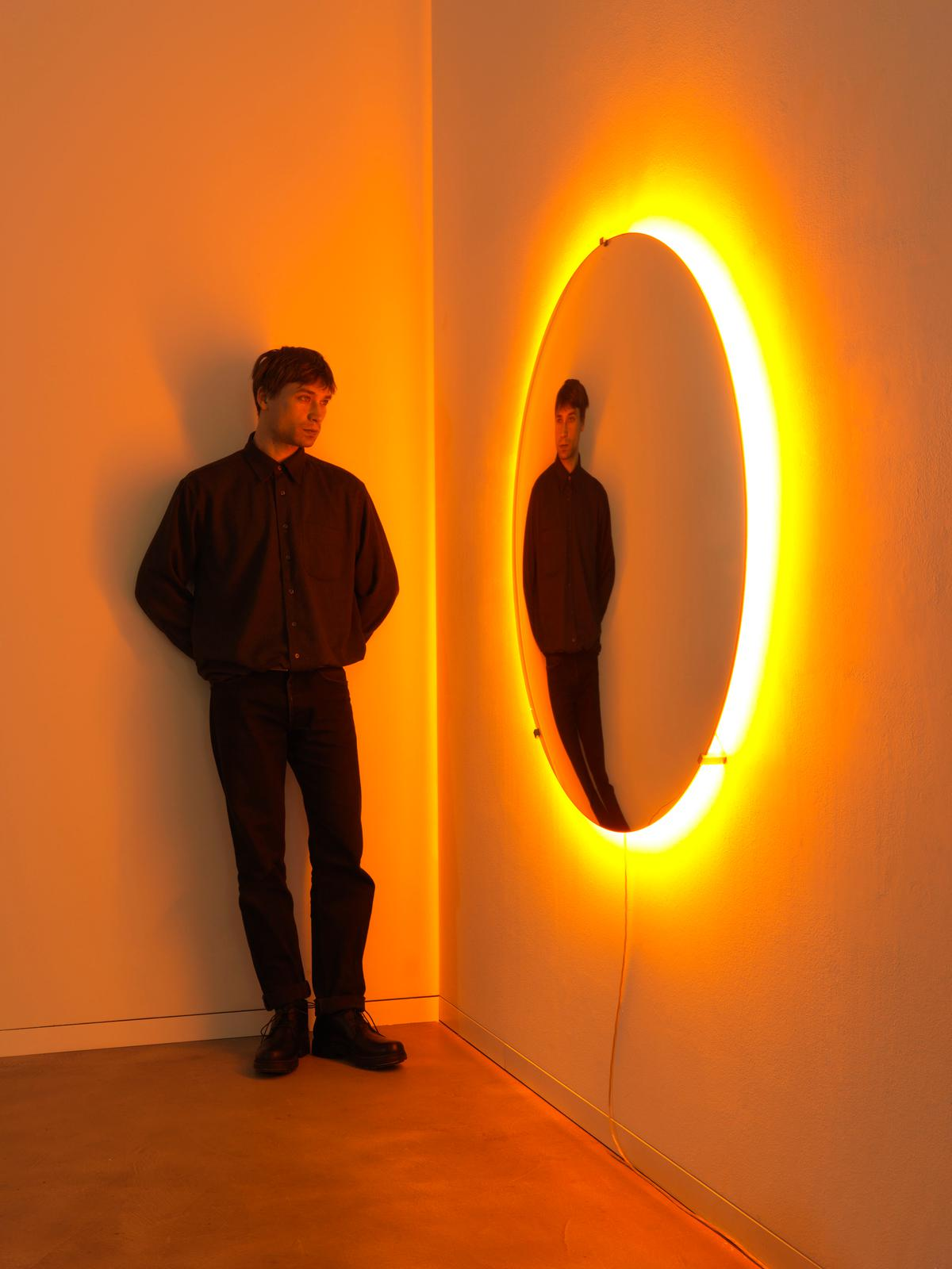 Midnight Sun Artwork Studio Olafur Eliasson