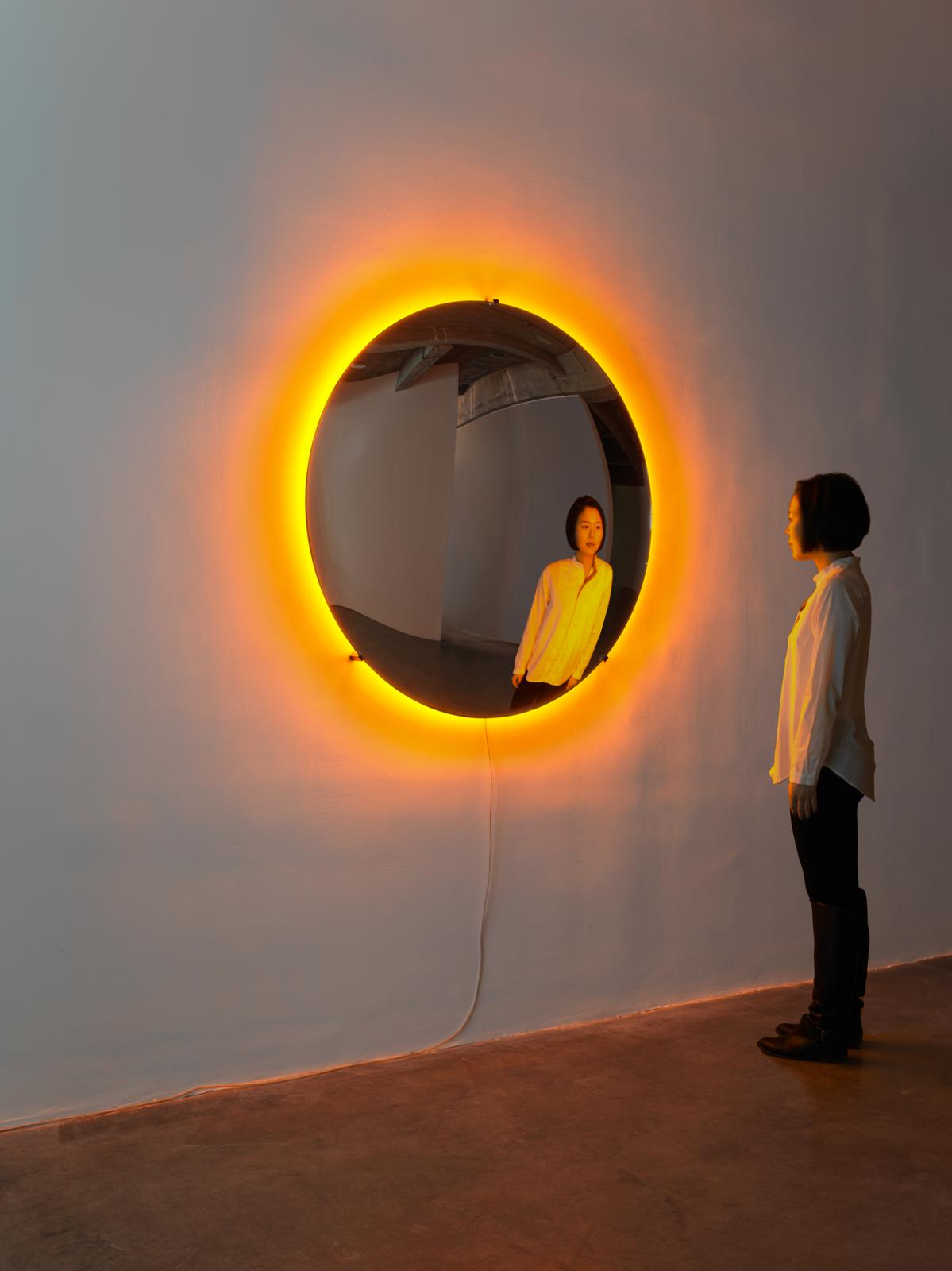 Photos Videos News Akb48 Mariko Shinoda: Midnight Sun • Artwork • Studio Olafur Eliasson
