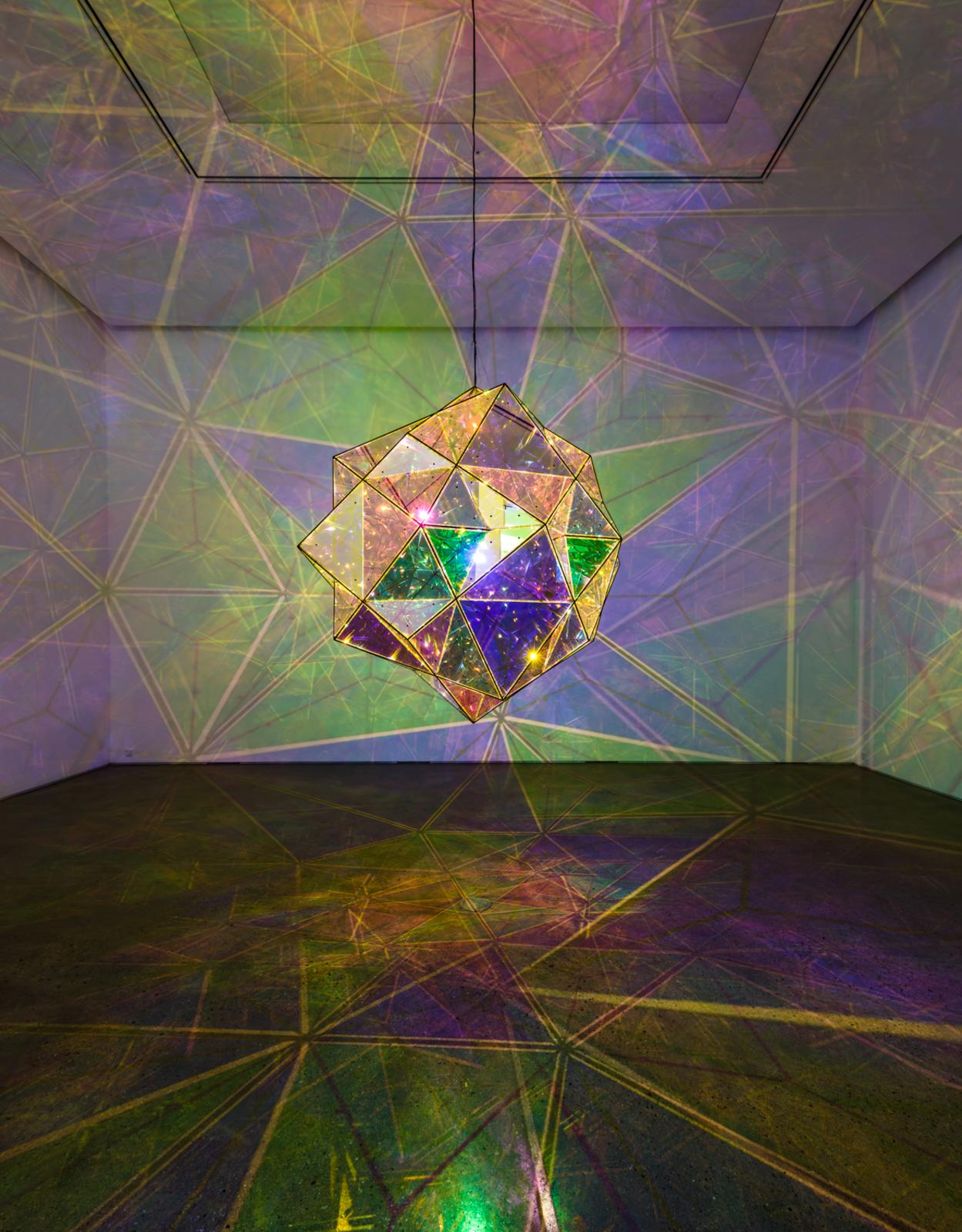 The Exploration Of Th Artwork Studio Olafur Eliasson
