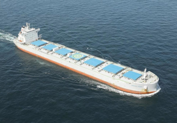 Oldendorff Carriers Dry Bulk Shipping Transshipment - Imagez co