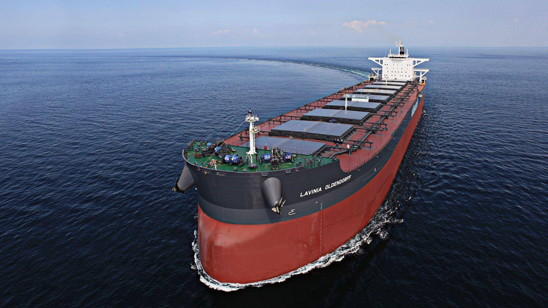 Oldendorff Carriers Newcastlemax Dry Bulk Carriers Amp Dry