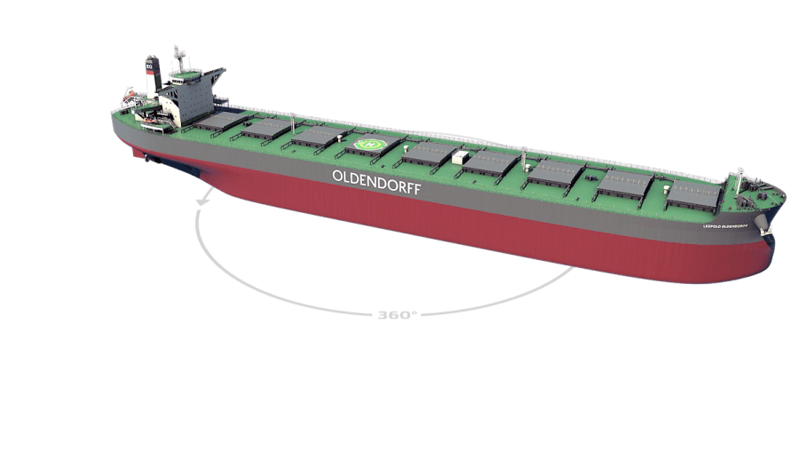 OLDENDORFF CARRIERS – Dry Bulk Shipping, Transshipment & Dry Cargo