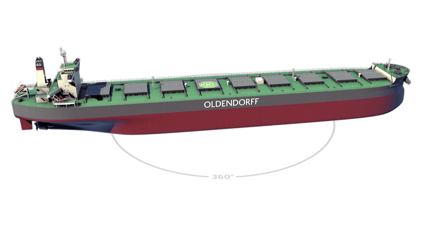 OLDENDORFF CARRIERS – Newcastlemax Dry Bulk Carriers & Dry Bulk Vessels