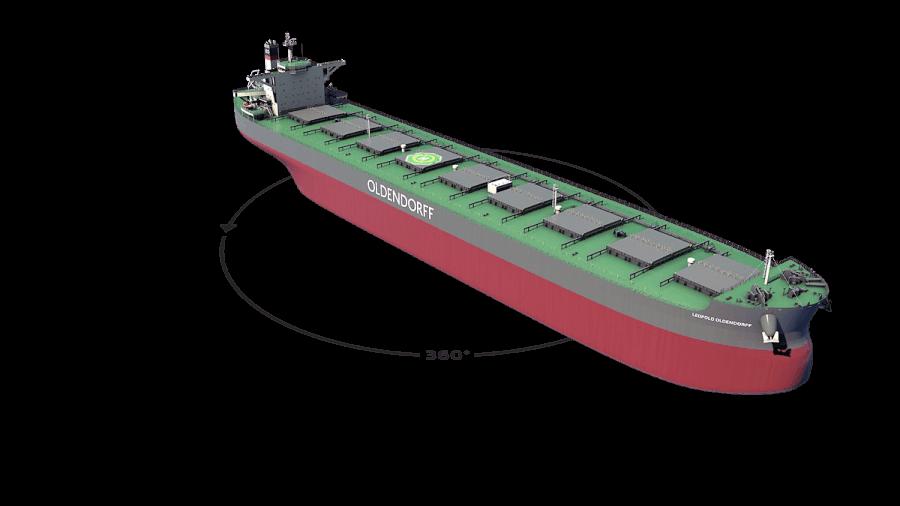 OLDENDORFF CARRIERS U2013 Dry Bulk Shipping, Transshipment U0026 Dry Cargo ...