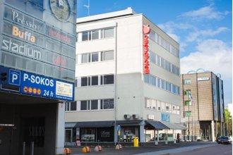 Majoitus Jyväskylä | Edullisesti alkaen 55€