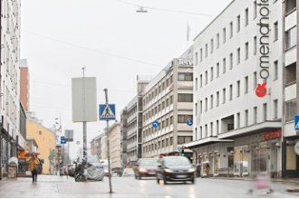 Majoitus Turku