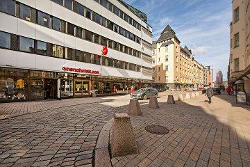 Helsingin majoitus edullisesti Omenasta