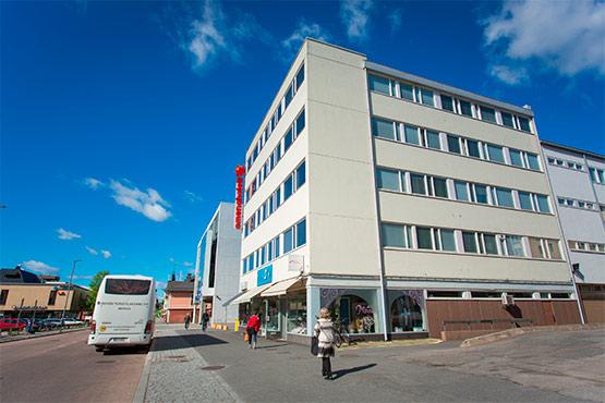 Hotellit Jyväskylän keskustasta edulliseen hintaan