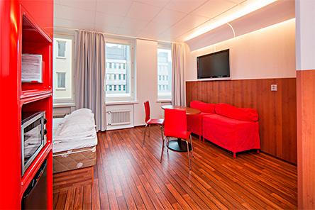 Hotelli Tampere alkaen 55€ yö