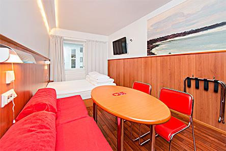 Hotelli Turun keskustasta edullisesti alkaen 55€