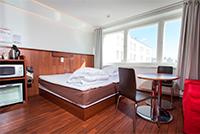 Hotellitarjouksia etsimässä Jyvaskylän keskustasta? Omena-hotellit tarjoavat edullisen majoituksen