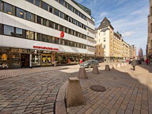Halpa hotelli etsinnässä? Oli kohde sitten Helsinki, Turku tai Tampere, löydät halvat hotellit Omenasta