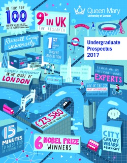 Queen Mary University of London 2017-18