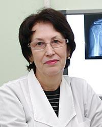 Бухтоярова Вера Михайловна