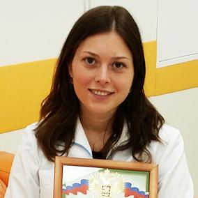 Сосновская Дарья Андреевна