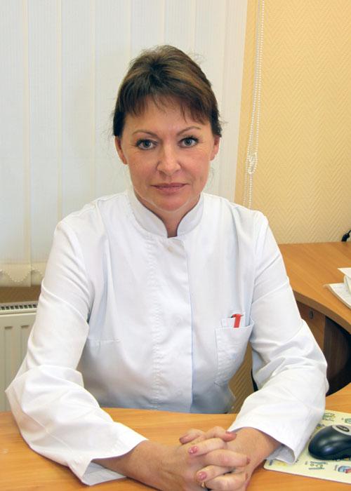Киселева Марина Геннадьевна