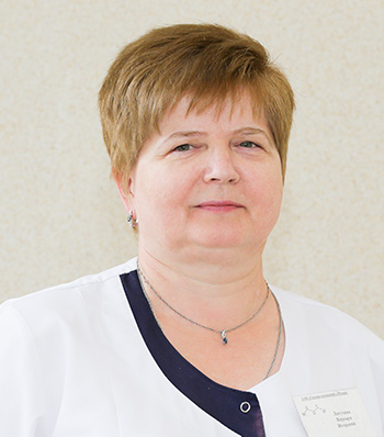Лагутина Варвара Игоревна