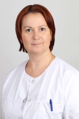 Любаева Марина Юрьевна