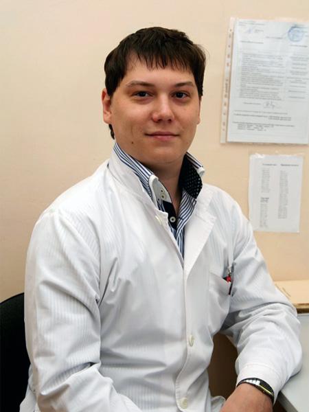 Паршин Василий Владимирович