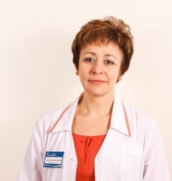 Смирнова Татьяна Акиндиновна