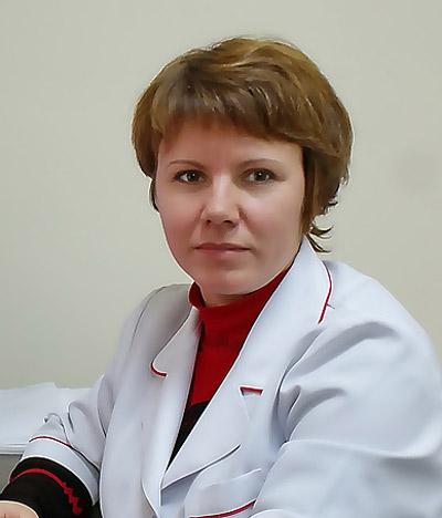 Антонова Анна Михайловна