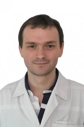 Яроцкий Дмитрий Сергеевич