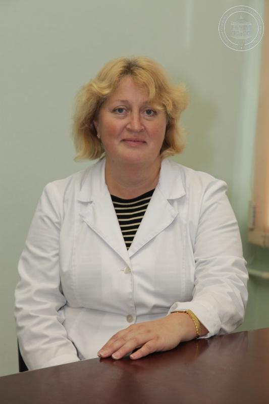 Жорина Ольга Михайловна