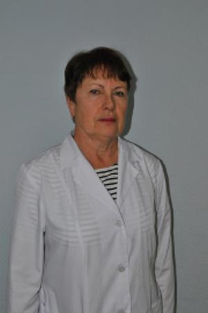 Кириллова Людмила Ивановна