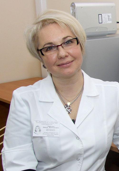 Рыжкова Дарья Викторовна