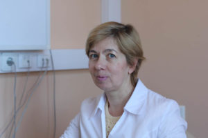Русина Ольга Викторовна