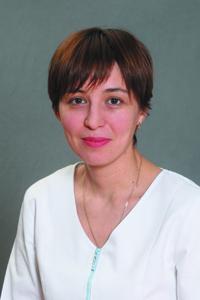 Стригина Вероника Германовна