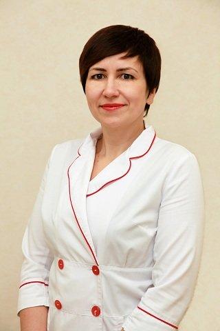 Яговдик Марина Константиновна