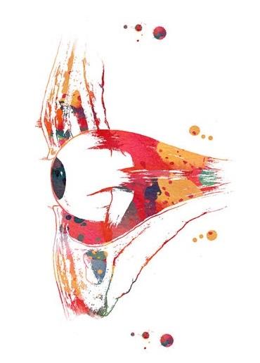КТ глаза