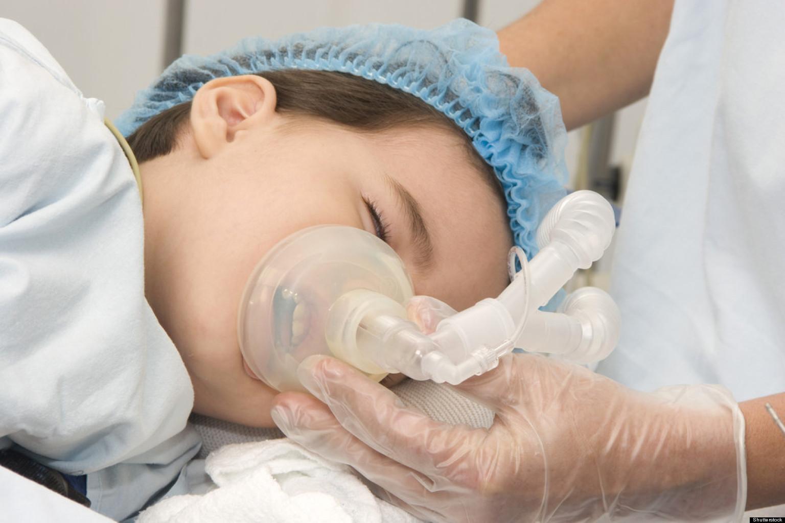 Как проводят МРТ детям