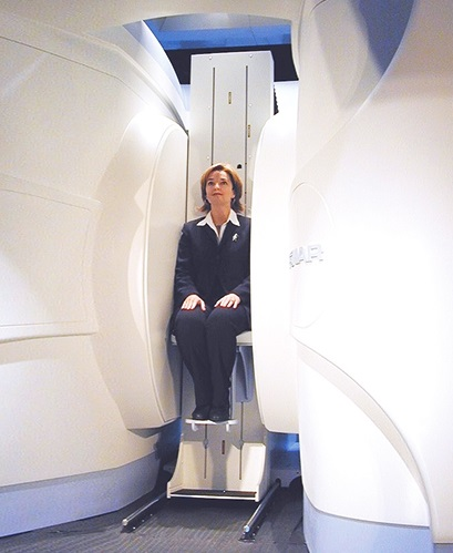Вертикальный МРТ аппарат
