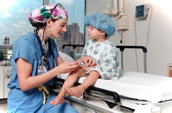МРТ детям под седацией