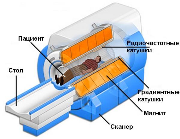 Физические факторы МРТ