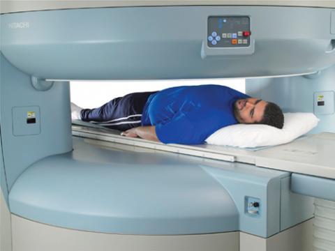 МРТ брюшной полости на открытом аппарате