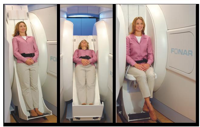 Сидячий МРТ